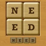 Words Crush Easy Beginner Level 10