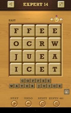 Words Crush Easy Expert Level 14