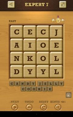 Words Crush Easy Expert Level 7