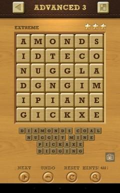 Words Crush Extreme Advanced Level 3