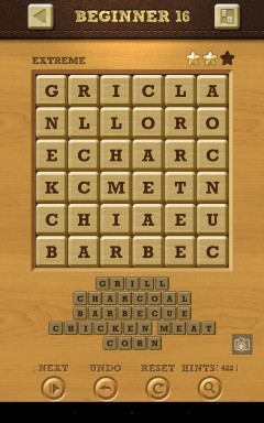 Words Crush Extreme Beginner Level 16