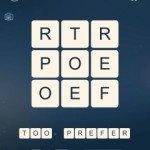 Word Cubes Atom Level 1