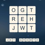 Word Cubes Atom Level 10
