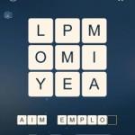 Word Cubes Atom Level 17