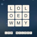 Word Cubes Atomic Nucleus Level 14