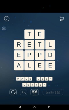 Word Cubes Bacteria Level 10