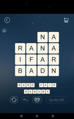 Word Cubes Bacteria Level 7