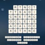 Word Cubes Bear Level 18