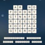 Word Cubes Bear Level 19