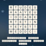 Word Cubes Bear Level 2