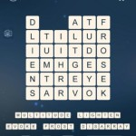 Word Cubes Bear Level 4