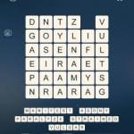 Word Cubes Bear Level 5