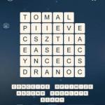 Word Cubes Bear Level 6