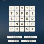 Word Cubes Cat Level 14
