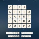 Word Cubes Cat Level 19