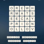 Word Cubes Cat Level 20