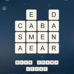 Word Cubes Cell Level 1