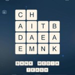 Word Cubes Cell Level 10