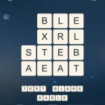 Word Cubes Cell Level 11