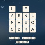 Word Cubes Cell Level 13