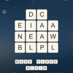 Word Cubes Cell Level 16