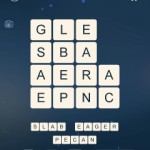 Word Cubes Cell Level 18