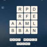 Word Cubes Cell Level 4