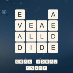 Word Cubes Cell Level 8