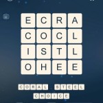 Word Cubes Dragonfly Level 17