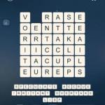 Word Cubes Elephant Level 10