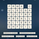 Word Cubes Elephant Level 13