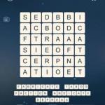 Word Cubes Elephant Level 5