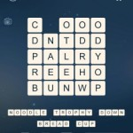 Word Cubes Oyster Level 1