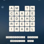 Word Cubes Oyster Level 14