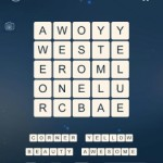 Word Cubes Oyster Level 17