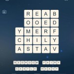 Word Cubes Oyster Level 18