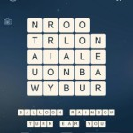Word Cubes Oyster Level 4