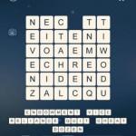 Word Cubes Plane Level 11