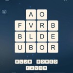 Word Cubes Plankton Level 16