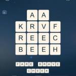 Word Cubes Plankton Level 4