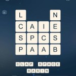 Word Cubes Plankton Level 6