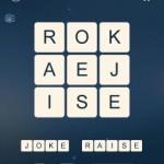 Word Cubes Quark Level 10