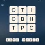 Word Cubes Quark Level 2