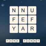 Word Cubes Quark Level 3