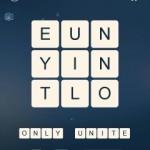 Word Cubes Quark Level 4