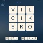 Word Cubes Quark Level 6