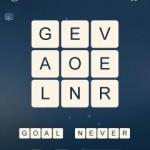 Word Cubes Quark Level 7