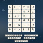 Word Cubes Shark Level 18