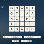 Word Cubes Sparrow Level 12