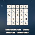 Word Cubes Sparrow Level 15
